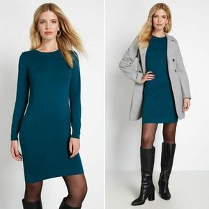 NWT Modcloth Casual Message Sweater Dress